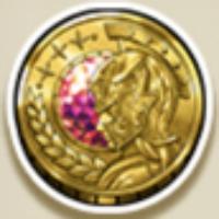 猛勇の金貨