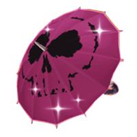 フェイタンの仕込み傘