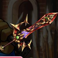 後継者の剣