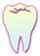やさしさの歯